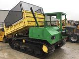 27048 - YANMAR TRACKDUMP (RUBBER) 2145 HRS SPINTECH STAINLESS SPREADER 34 TON CAP 90 HP YANMAR