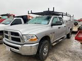 27119 - 2012 DODGE 2500 4X4 5.7 HEMI 194160MI READIG UTILITY BED (TRUCK IS DRIVABLE BUT NEEDS TRANS