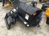 27179- 86 inch Sweeper Attachment by Quick Attach Attachments LLC