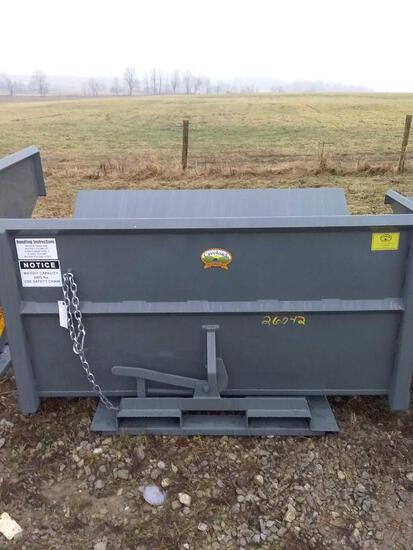 Slab Dumpster