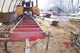 Heartwood Double Cut Band Mill