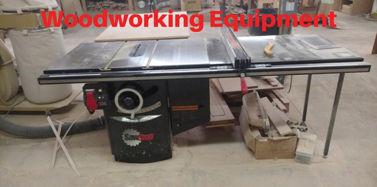 Industrial Woodworking Equipment, Tools and more