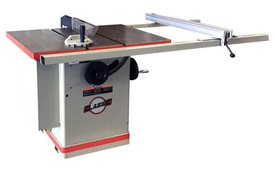 10014- Classic 10 inch Tablesaw, no motor