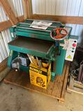 10001- Grizzly 24 inch Planer, Model G58512, Hydraulic Powered