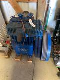 10003- Quincy Air Compressor, QR-390-108, Serial no. 20031112-0047, Hydraulic powered