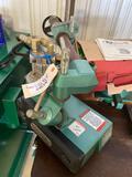 10005- Grizzly 3 Roll Power Feeder, Model G4179, Serial no. 20023787, hydraulic powered