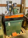 10019- Ritter Double Row Linebore, 46 spindle, Model R46, serial no. 378, 230-460v 3 phase