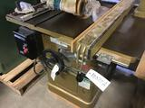10020A- Powermatic Tablesaw, Model 66, 220v 3 phase, serial 9266601 - Fence disassembled