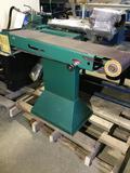 10041- Grizzly Hydraulic 6 x80 inch Edge Sander, model G1140, Serial no. 35058