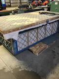 10045- Denray 48 x 96 inch Downdraft Tablem Model 4896, 230v single phase