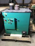 10108- CA Mfg. Feed Thur Drum Sander, model 12DR, 220v single phase, Serial 0011