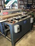 10111 - UNIQUE COPING MACHINE MODEL 250 230V 3PH SN 01148109