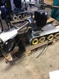 10120 - DELTA 4 ROLL 8 SPEED POWER FEEDER 36-839 230V 1 PH SN 201143IF001008