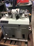 10140 - ACCURA DOWEL ROD MILLING MACHINE 02060 LINESHAFT SN 14237 SELLS W/2 ELECTRIC MOTORS