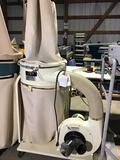 10171- Jet 1 bag dust collector, DC-1100A, 115c single phase, SN 31211093