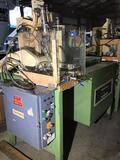10187- Custom Automatic Saw, 230v 3 phase