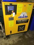 10194- Polar Air Air Compressor, 480v 3 phase, model # PRV0200003, SN 172745