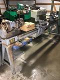 10204 - OLIVER WOOD LATHE MODEL F NO MOTOR SN 5533
