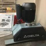 10137- New Delta 36-836 3 roll power feeds, 220 volt