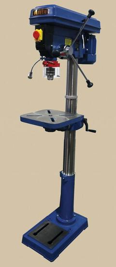 New- 10062 OLIVER 17'' FLOOR DRILL PRESS, 115V