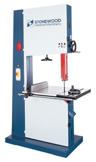 NEW- ...STONEWOOD SBW5300H 20'' BANDSAW HEAVY DUTY W/LASER GUIDE..220V 3-PH