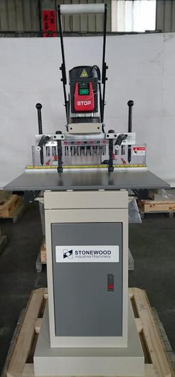 NEW- STONEWOOD STO-16-WUS024 13 SPINDLE MANUAL LINEBORE, 220V 1-PH