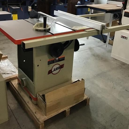 CLASSIC 10'' CABINET TABLE SAW, NO MOTOR