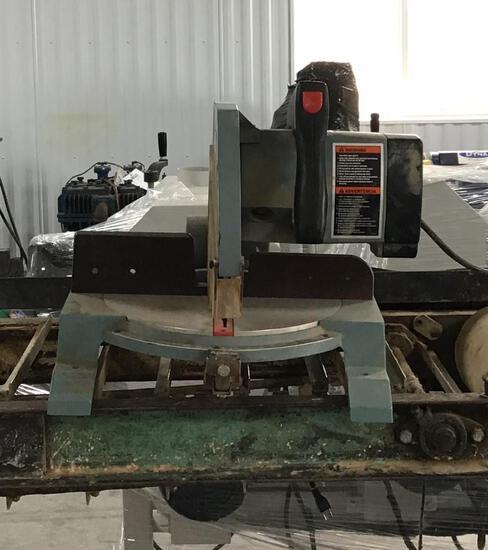 Delta chop saw, 115v