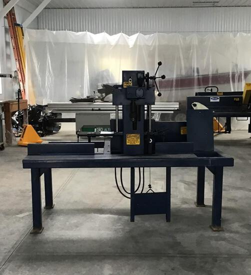 Dyna DR80 Post Drill, lineshaft driven