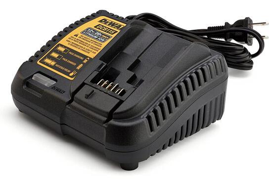 Dewalt DCB115, 20 v max 110 v electric charger