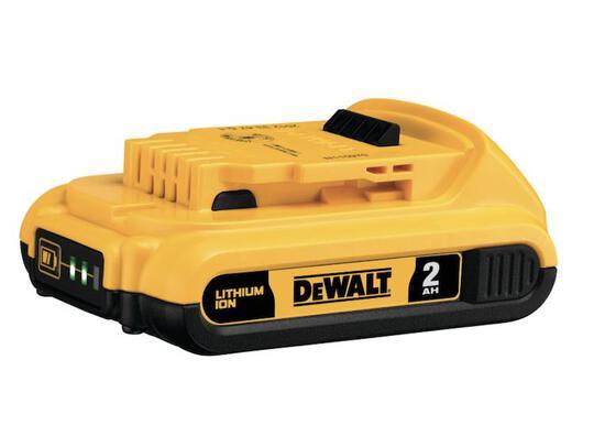 Dewalt DCB203, 20v 2AH battery