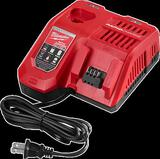 Milwaukee 48-59-1808, 18volt rapid charger