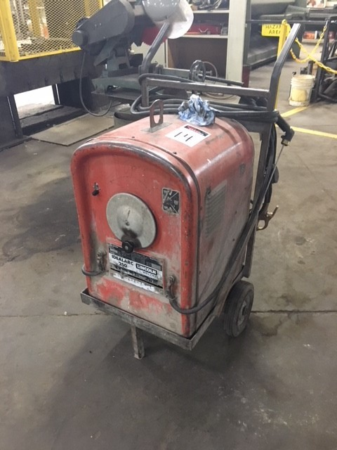 Lincoln Idealark 250 arc welder
