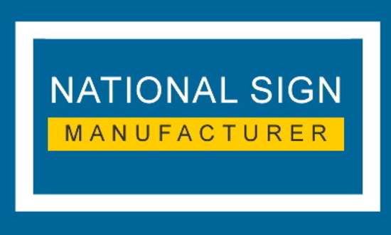 National Sign Manufacturer