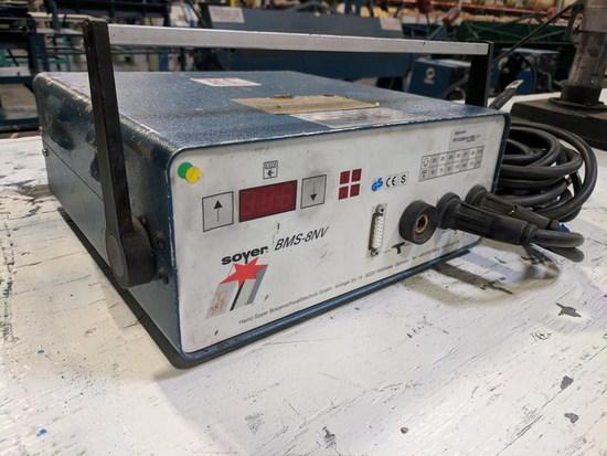 Soyer Stud Welding System, Model: BMS-8NV, 40/60HZ, 115/230V, 12/6A