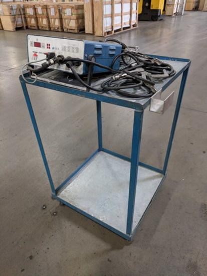 Portable Soyer Stud Welding System, Model: BMS-8NV, 40/60HZ, 115/230V, 12/6