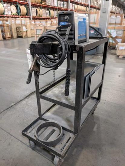 Miller Spectrum 625 X-TREME Stud Welder, 90-120 psi, 208-230V, 40A, To Incl