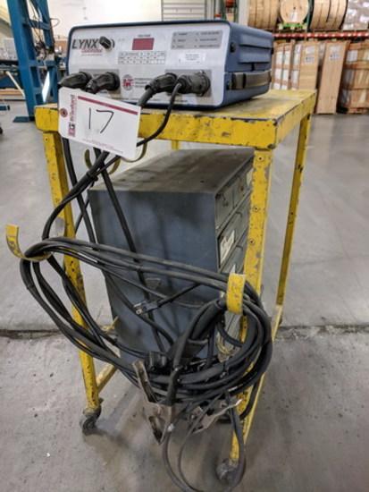 LYNX 3 Quickshot Stud Welding System, Model:L-4000, S/N: 1304020, 115VAC, 5
