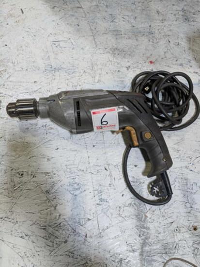 Rockwell Hammer Drill 1/2 Inch, Model: RK3137K, 120V, 8A, 60HZ, 2000 RPM