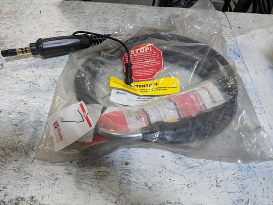 Bernard  Q-Gun/Cable Assy 15', 0.35 Inch Flush, Miller