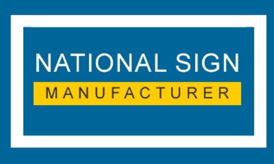 Lot Legend for National Sign Manufacturer