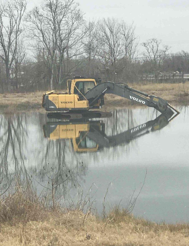 Insurance Claim: 2005 Volvo HYDR Excavator
