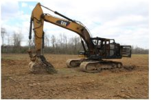 Insurance Claim: 2013 324 EL Caterpillar Excavator