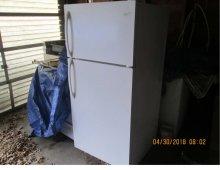 Insurance Claim: 2014 Frigidaire Refrigerator