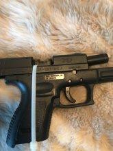 Insurance Claim: Springfield Armory XD9 9mm pistol