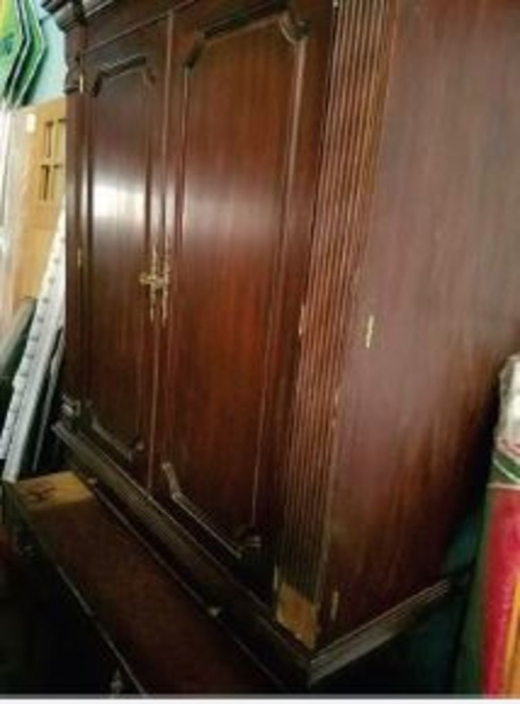 Insurance Claim: Henry Hinkle Armoire and Drexel Armoire