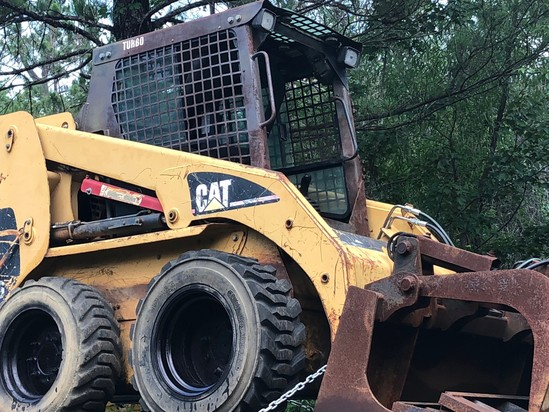 2005 Cat 246 Skid Steer