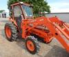 Kubota L3250DT diesel Tractor w/Kubota BF550 front-end loader