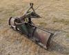 """John Deere """"80"""" 3-pt heavy duty blade"""