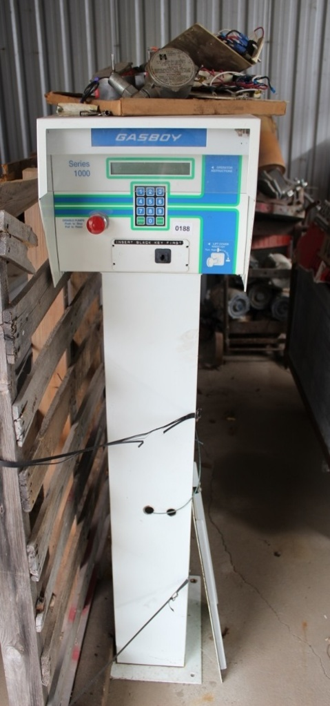 GASBOY Series 1000 Fuel Management System